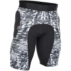 ION Scrub AMP Pantaloncini protettivi, nero/grigio